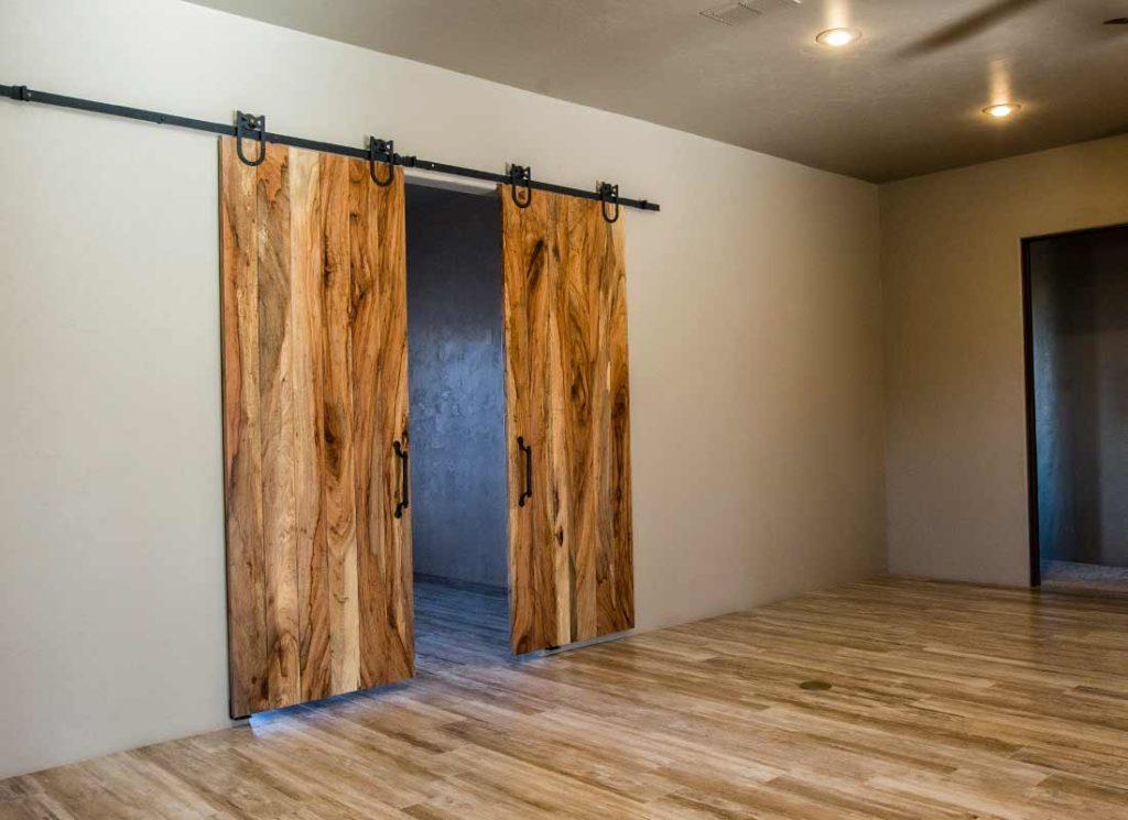 Doors01 Texas Pecan Wood