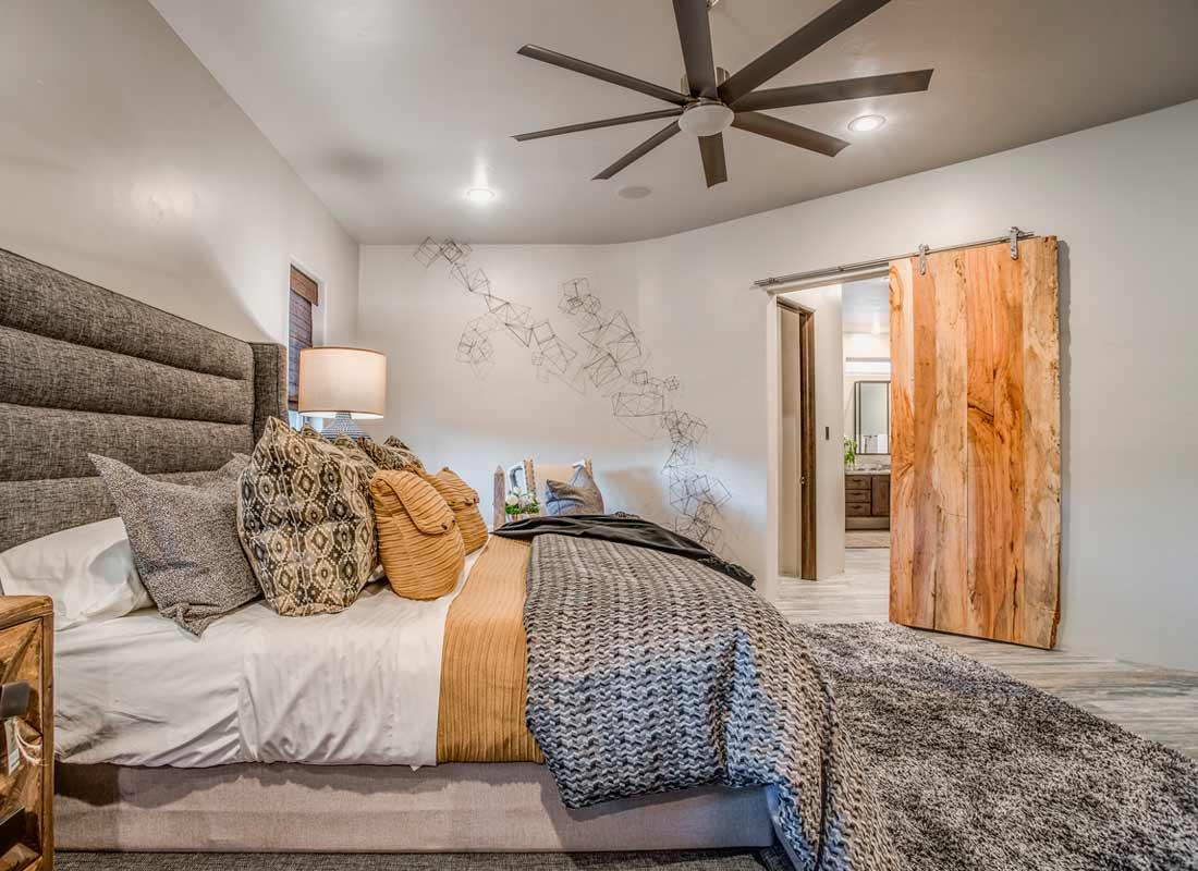 Doors02 Texas Pecan Wood