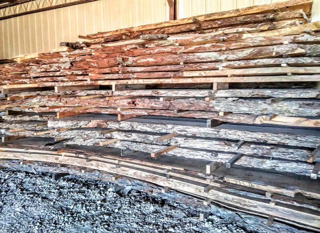 Slabs01 Texas Pecan Wood
