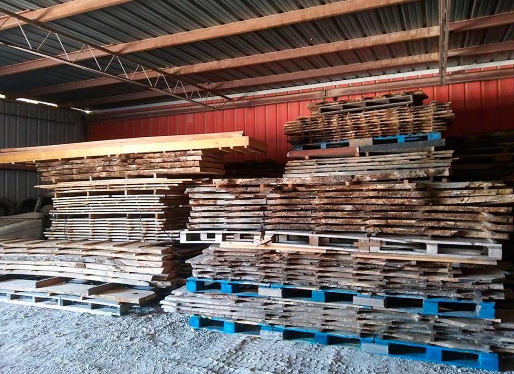 Slabs02 Texas Pecan Wood