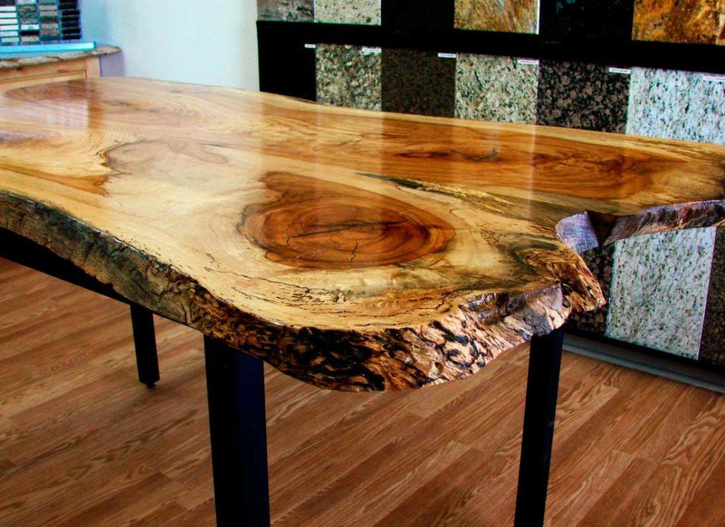 Table06 Texas Pecan Wood