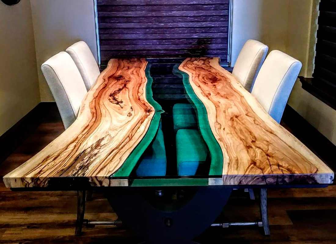 Table08 Texas Pecan Wood