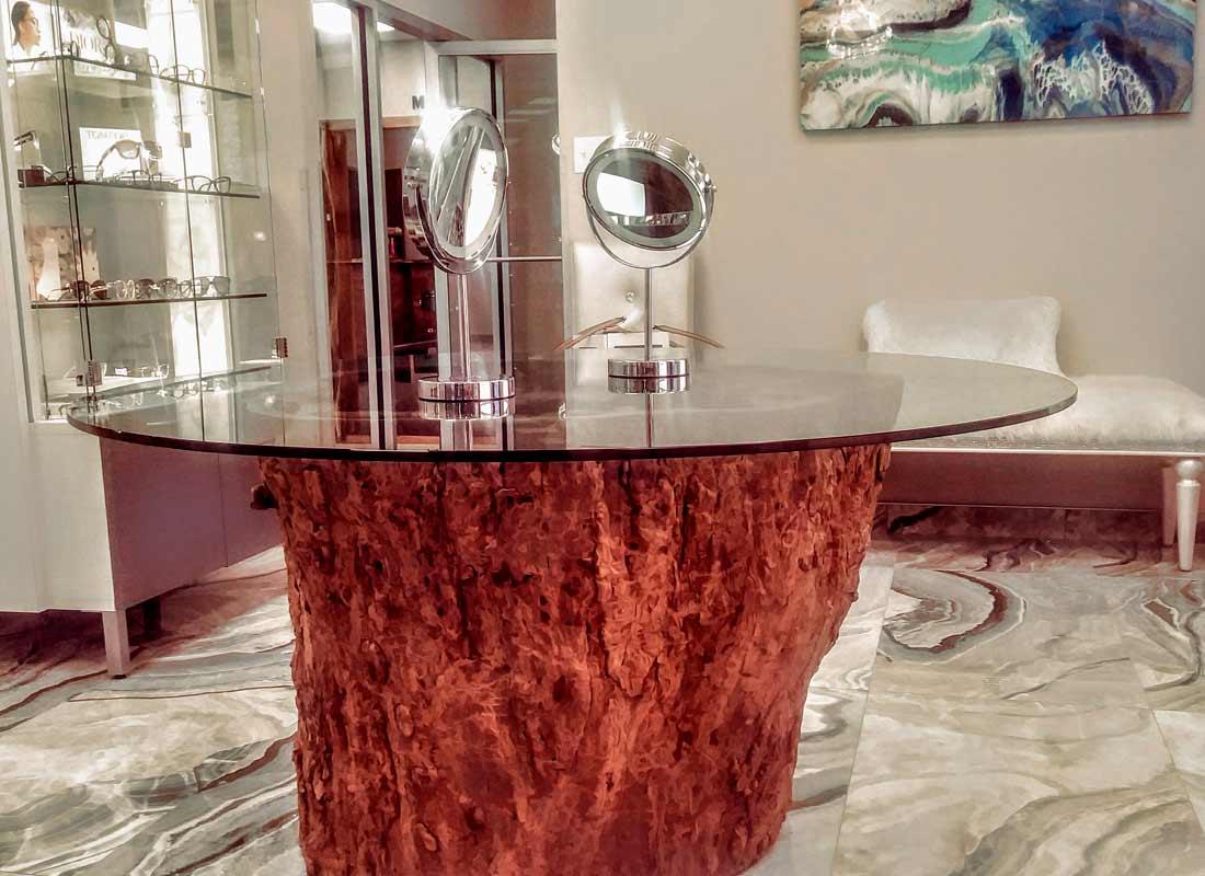 Table09 Texas Pecan Wood