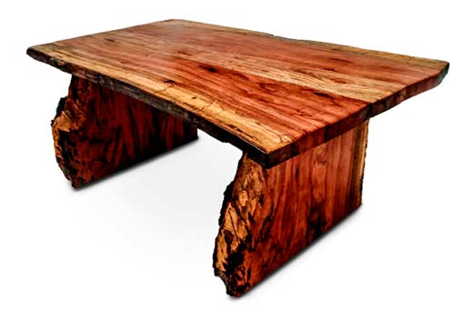Custom Wood Desks Texas Pecan Wood 03
