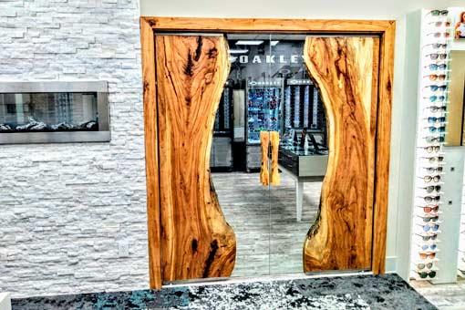 Gallery of Texas Wood Doors Texas Pecan Wood 05