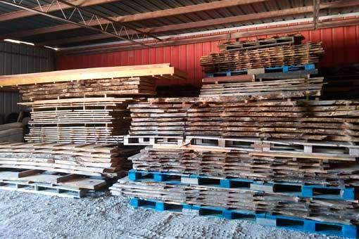 Custom Slabs and Milled Lumber Texas Pecan Wood 13