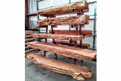 Custom Wood Mantles Mesquite Texas Pecan Wood 27